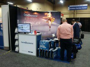 Triển lãm giới thiệu sản phẩm Ống mềm nối đầu phun sprinkler tại thị trường Mỹ