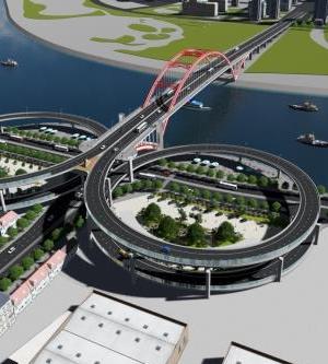 Cầu Hoàng Văn Thụ Hải Phòng