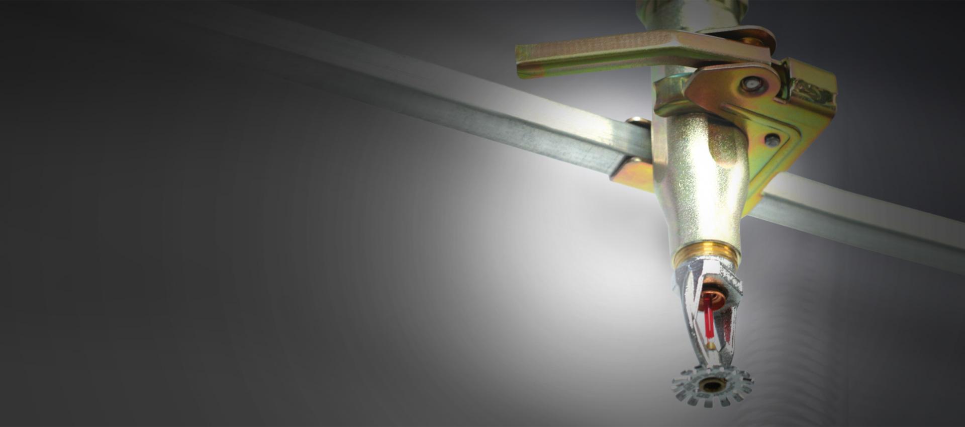 """Dây mềm dài 1500mm DN25(1"""") nối đầu phun chữa cháy, 16bar."""