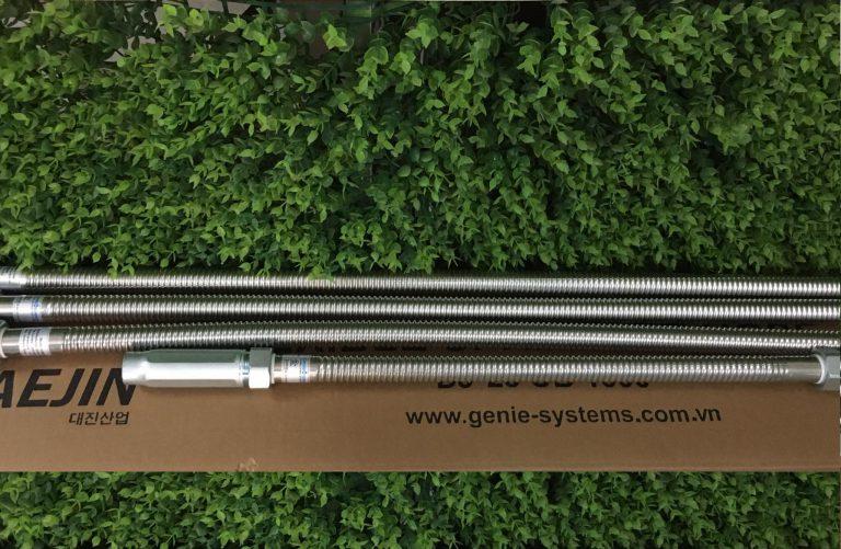 Dây mềm nối đầu phun sprinkler Dn14 hãng Daejin