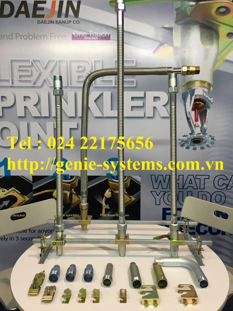 Ống dẻo mềm kết nối đầu phun sprinkler