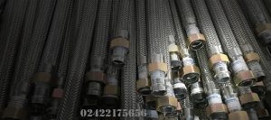 Lựa chọn ống mềm nối sprinkler dài 1800mm theo thiết kế pccc ?