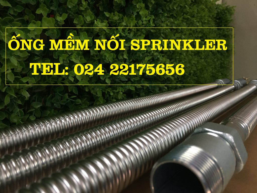 Flexible Sprinkler hose Dn20 175psi Daejin