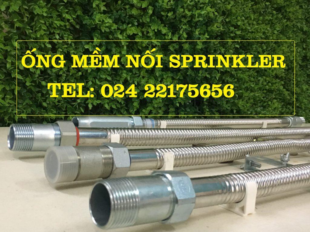 Dây mềm nối Sprinkler DN15 hãng Daejin