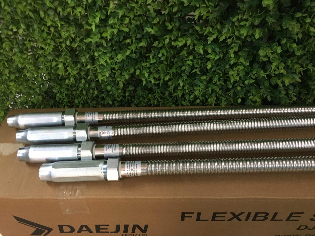 Dây mềm nó sprinkler hãng Daejin dài 1200mm-