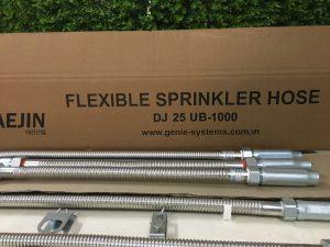 Dây mềm nối đầu phun chữa cháy sprinkler dài 1200mm hãng Daejin