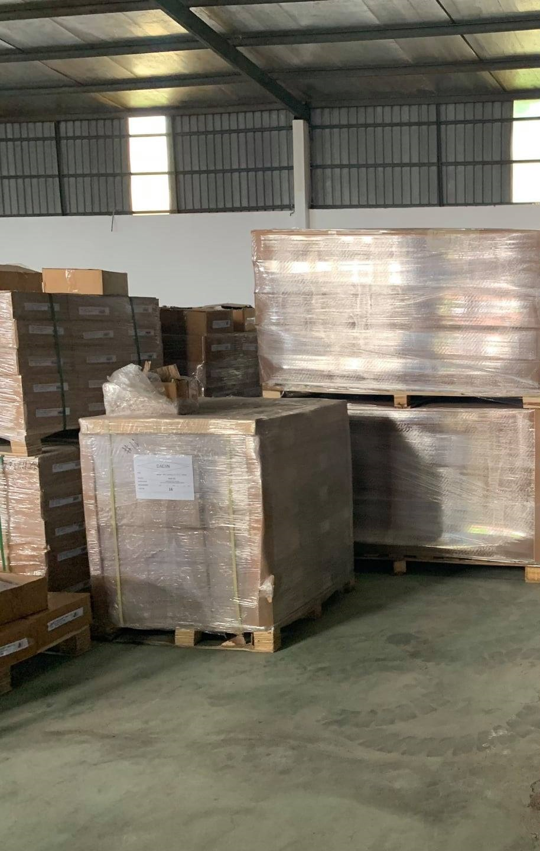 Các chứng chỉ đạt được của Sản phẩm ống mềm nối đầu phun chữa cháy hãng Daejin