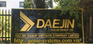 Vì sao: Ống mềm nối đầu phun chữa cháy hãng Daejin lại được sử dụng rộng rãi tại Việt Nam