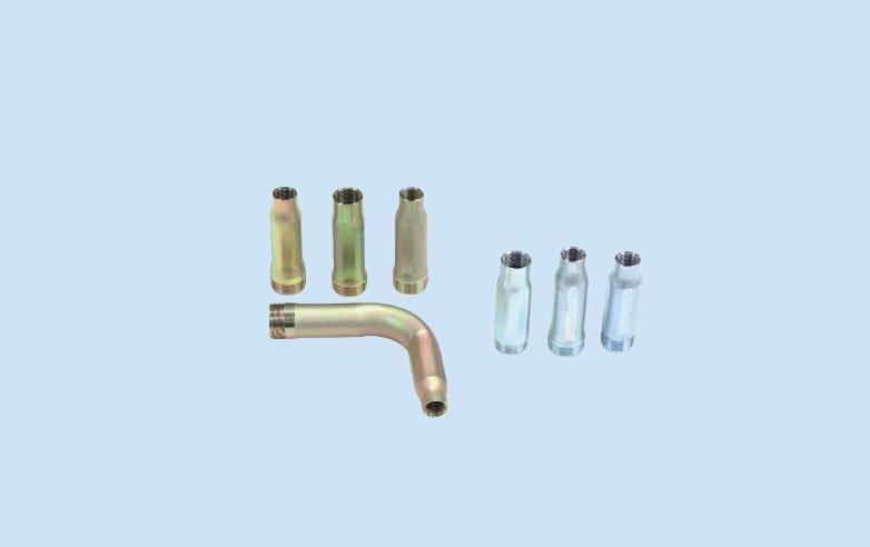 Reducer & Nipple Giảm và măng xông cho ống mềm nối đầu phun