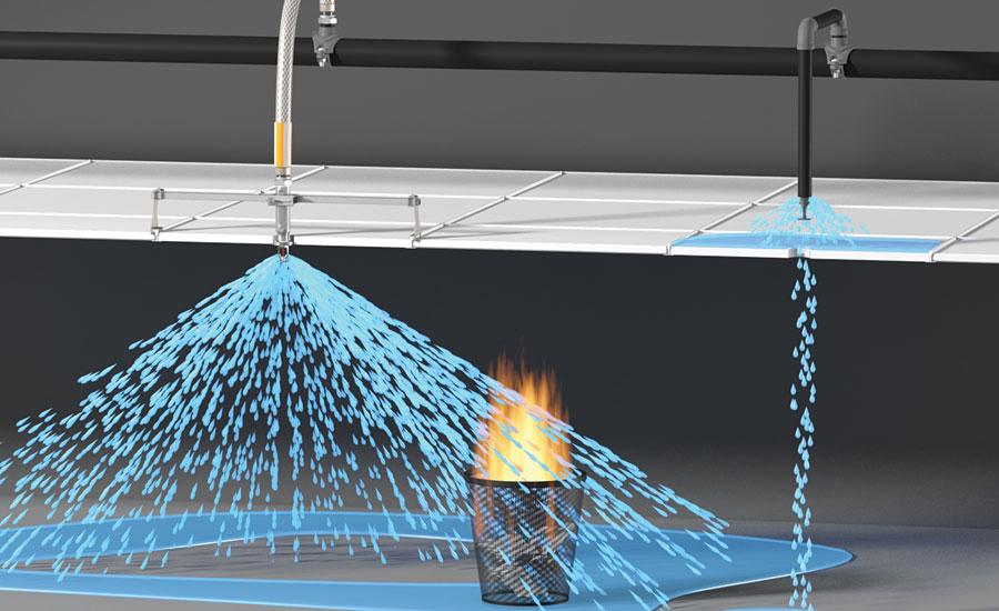 Quy trình thử nghiệm Ống mềm nối đầu phun sprinkler hãng daejin tại cơ sở thử nghiệm