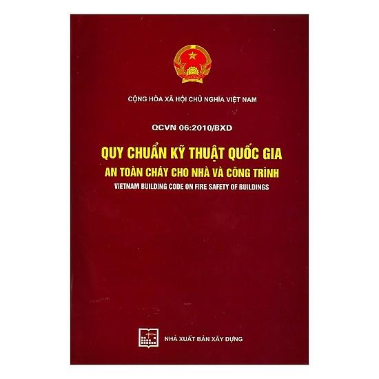 Quy chuẩn kỹ thuật quốc gia về an toàn cháy cho nhà và công trình